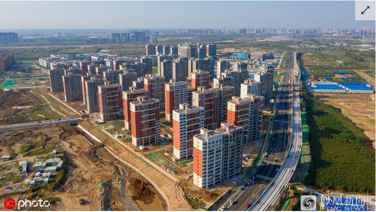 中國西部科技創新港科創基地,是中共教育部與陝西省合作共建、西安交大與西咸新區校區...