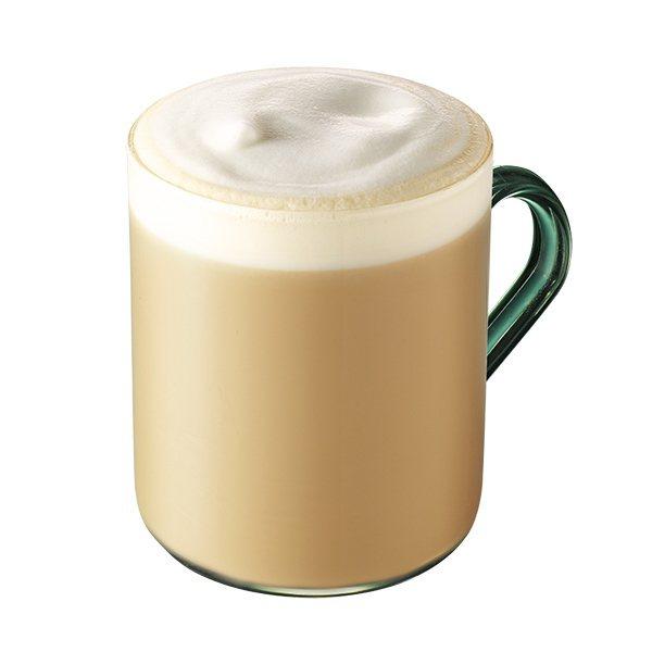 燕麥咖啡漿果那堤155元。圖/星巴克提供
