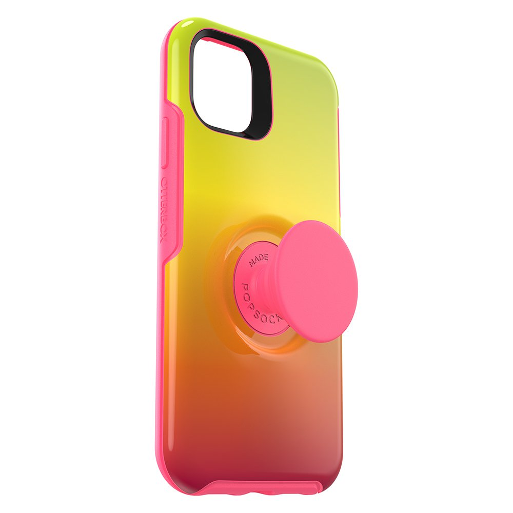 OtterBox推出整合泡泡騷的Otter + Pop系列,保護殼內建二代可換圖...