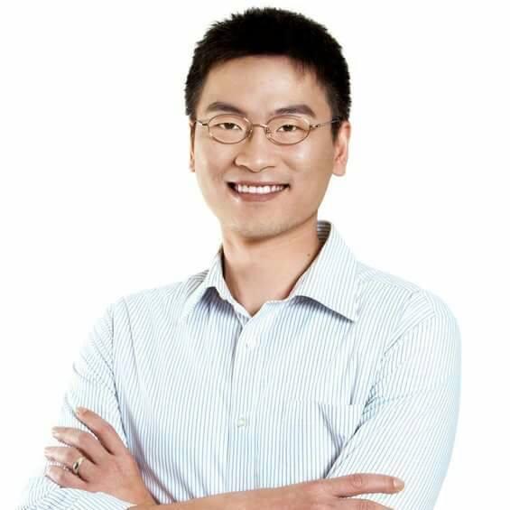 台北市議員梁文傑。取自臉書