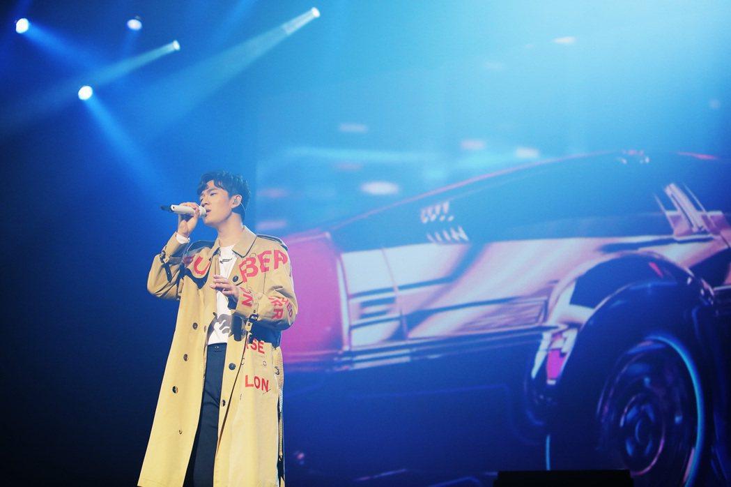 周興哲應邀擔任2019加拿大星空音樂節嘉賓。圖/星空飛騰提供