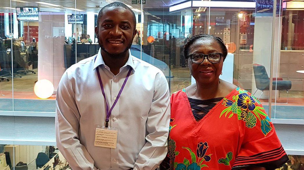 歐克凱是奈及利亞典型的「成功人士」,不但BBC找他談創業心得,更是奈國眾多青年的...