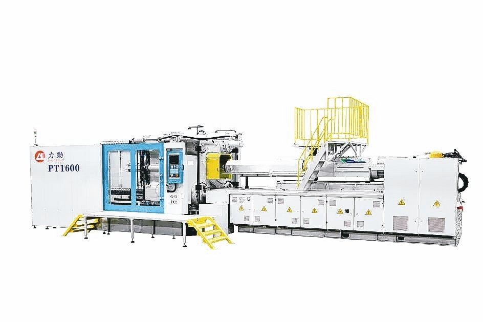 FORZA III雙模板注塑機主要採用歐洲KEBA專業級注塑機控制器,可實現多工...