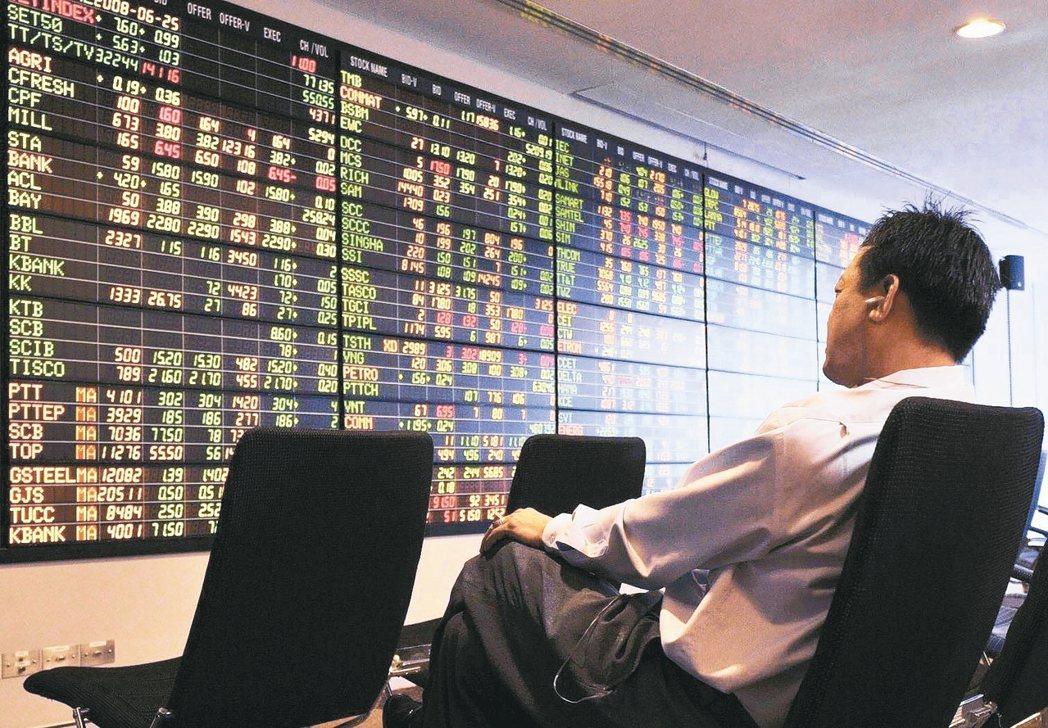 在市場大幅波動時,投資組合宜採取動態靈活配置、尋求新收益。 本報系資料庫