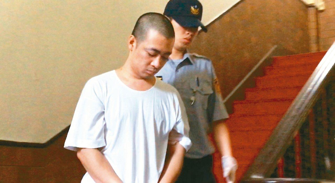 莊嘉億虐待毆打女童致死案,高等法院改判無期徒刑。 圖/聯合報系資料照片