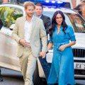 舊衣重穿功力不輸凱特王妃!梅根用不同髮型、鞋子美出新境界