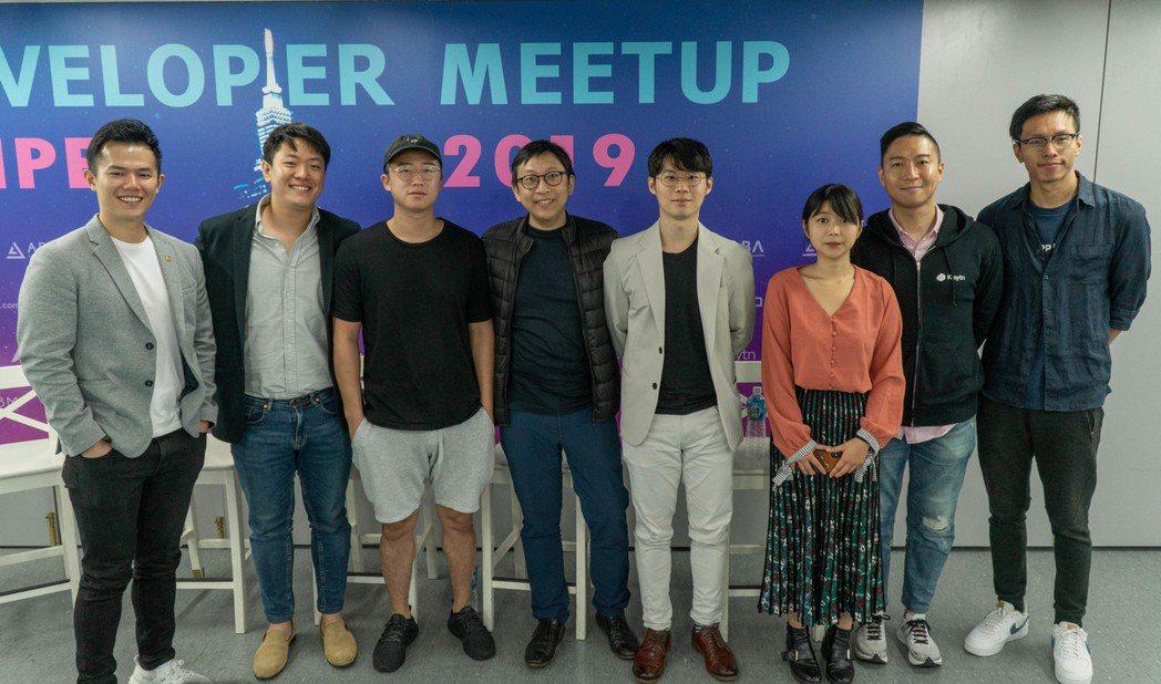 亞洲區塊鏈加速器(ABA) 與鏈新聞(ABM)於台北舉辦史上第一場Dapp.co...
