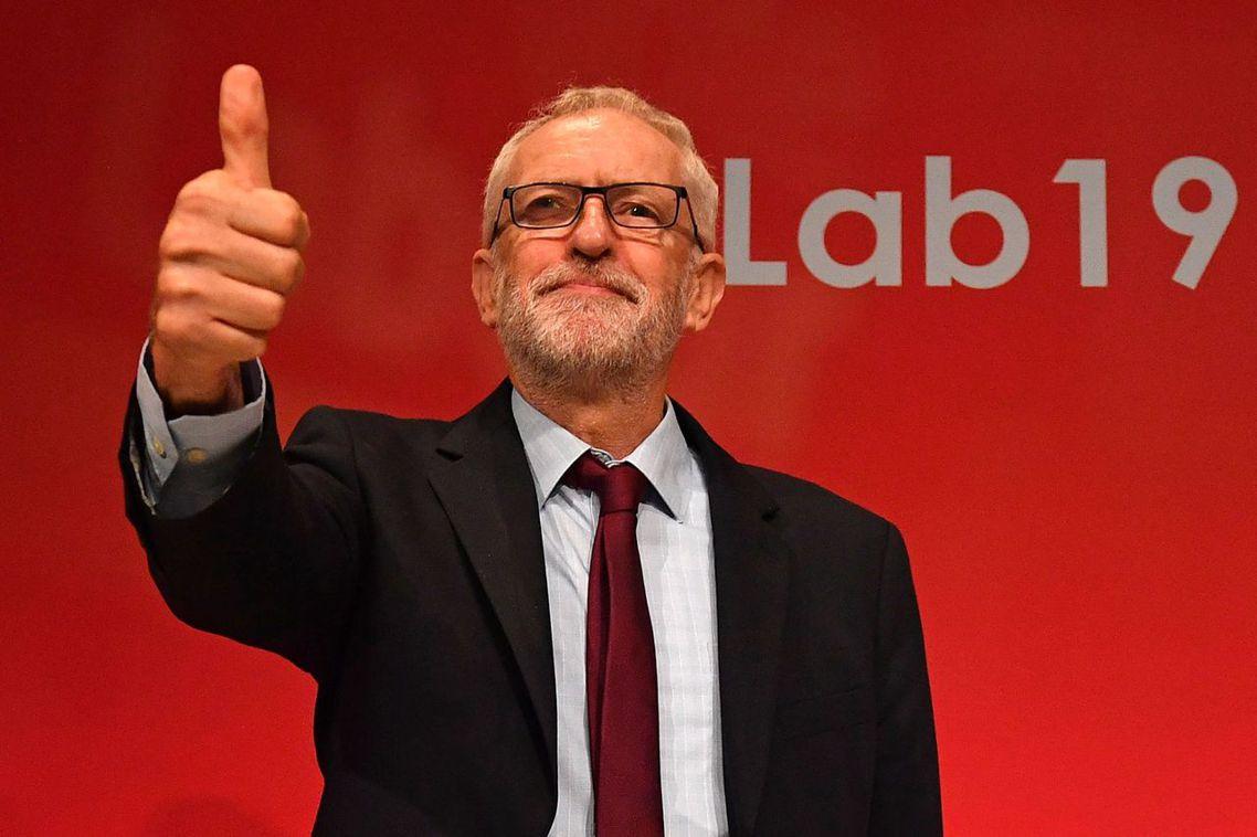 圖為英國工黨科賓。 圖/法新社