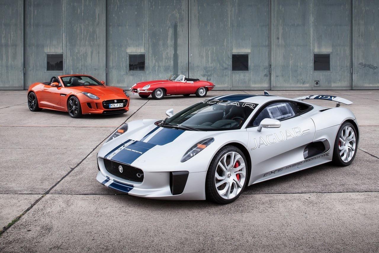 下一代Jaguar F-Type可能變中置跑車?設計師:或許像C-X75那樣!