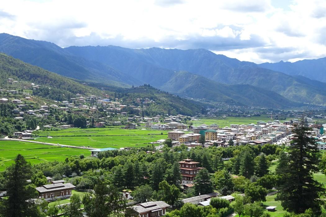 自尼泊爾與不丹看台灣觀光