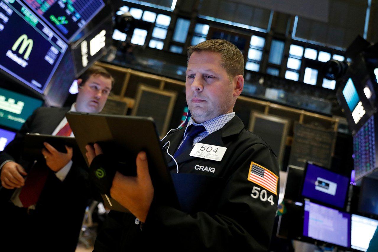 美股周一持平,投資人審慎觀望經濟數據和美中貿易談判進展。 路透