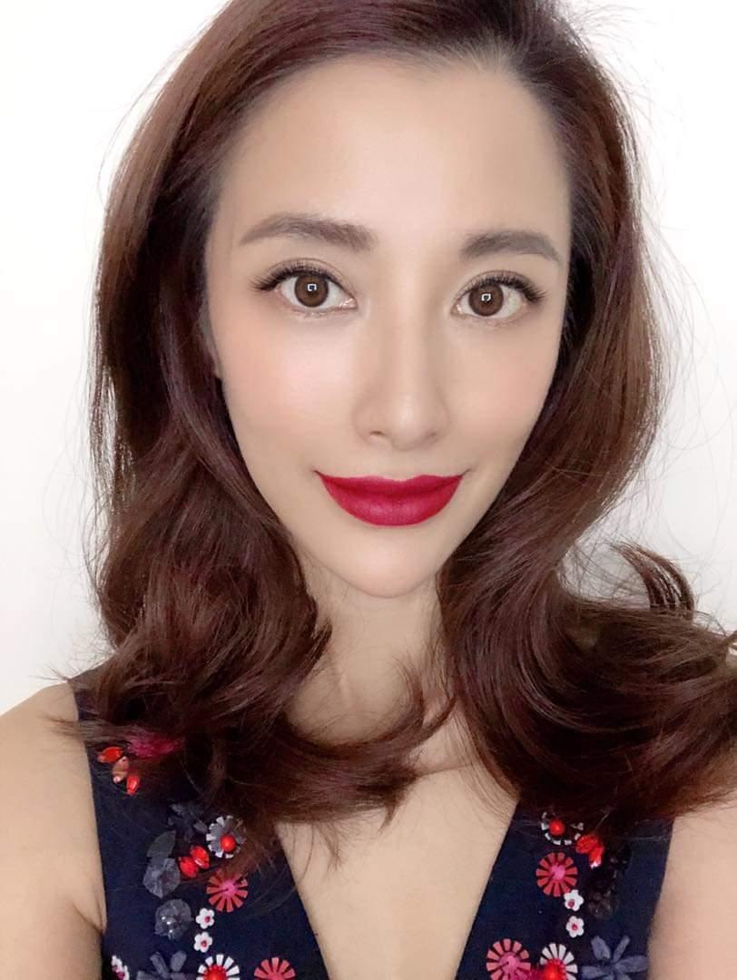 李蒨蓉老公陷事業危機。圖/摘自臉書