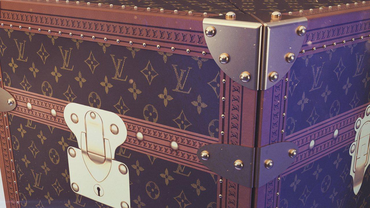 除了融入品牌製箱工藝,英雄聯盟冠軍獎盃手提箱也以大量的Logo設計呼應潮流風格。...