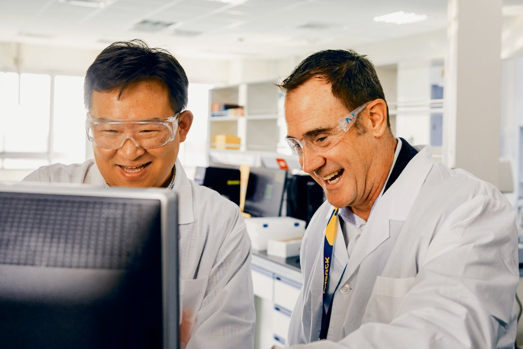 默克與Intermolecular的併購案將能提升默克半導體事業技術能力。圖/默...