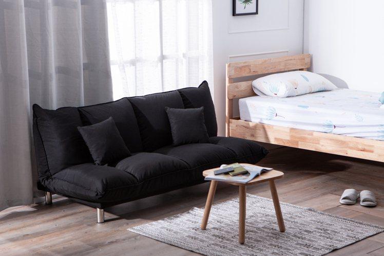 Urban梅傑克14段式沙發床,原價12,500元、生活工場周年慶期間鑽石會員獨...