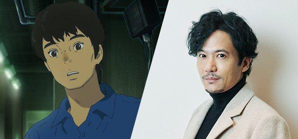 稻垣吾郎為「海獸之子」主角琉花的爸爸配音。圖/甲上提供