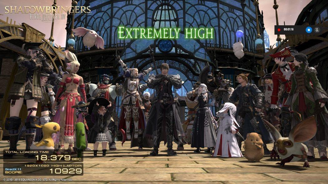 FINAL FANTASY XIV:Shadowbringers拿到EXTREM...