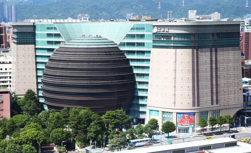 京華城。 報系資料照/記者杜建重攝影