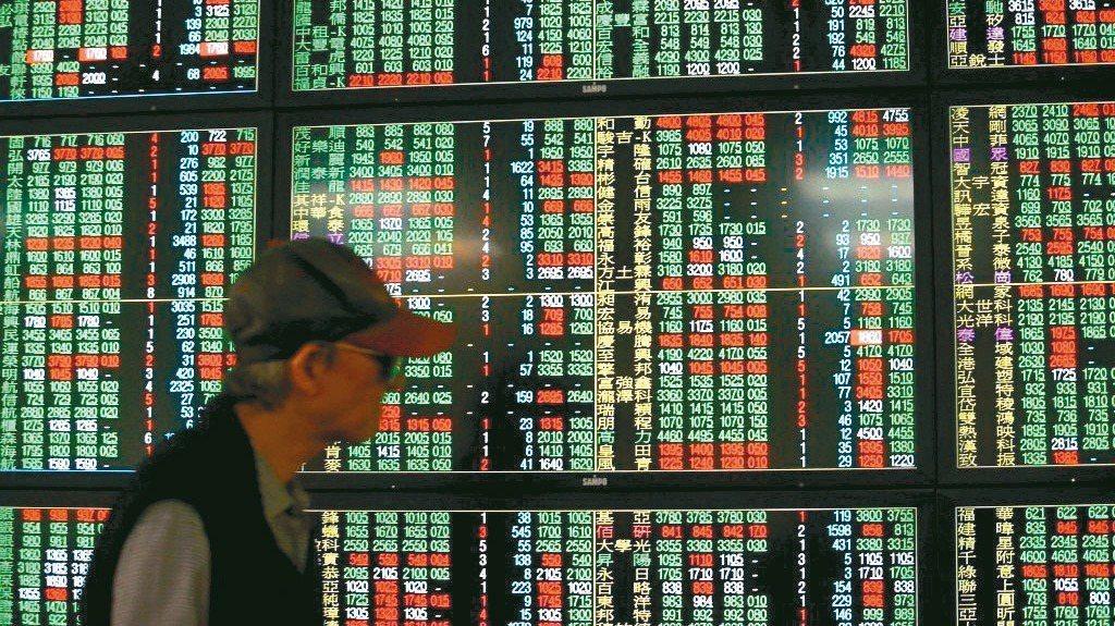 電金股今日平淡,台股表現轉弱。 本報資料照片