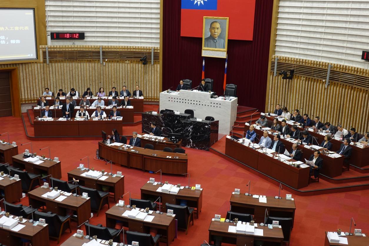 準時散會 韓國瑜施政質詢近半議員無緣開口 | 聯合新聞網