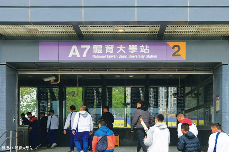 【竹城甲子園】距捷運僅700米,卻僅需2字頭就能入手,狂吸雙北客。 圖/A7地王...