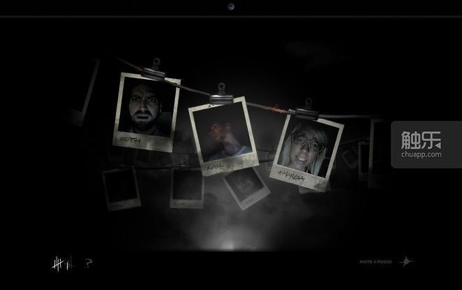 在黑暗中找到你自己的臉