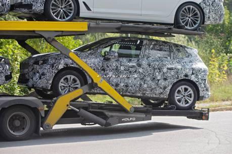 我還沒有要停產! 新世代BMW 2 Series Active Tourer偽裝車首度捕獲