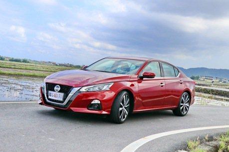 顛覆你心中的Nissan 光這顆引擎就值得買! Nissan Altima試駕