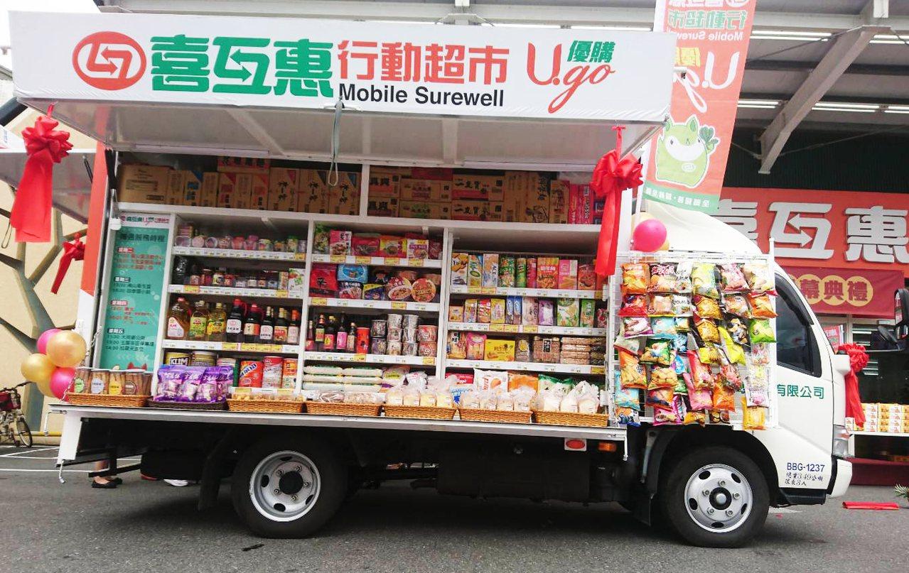 宜蘭這家超市願意貨進上千公尺山區 開車來回就要4小時