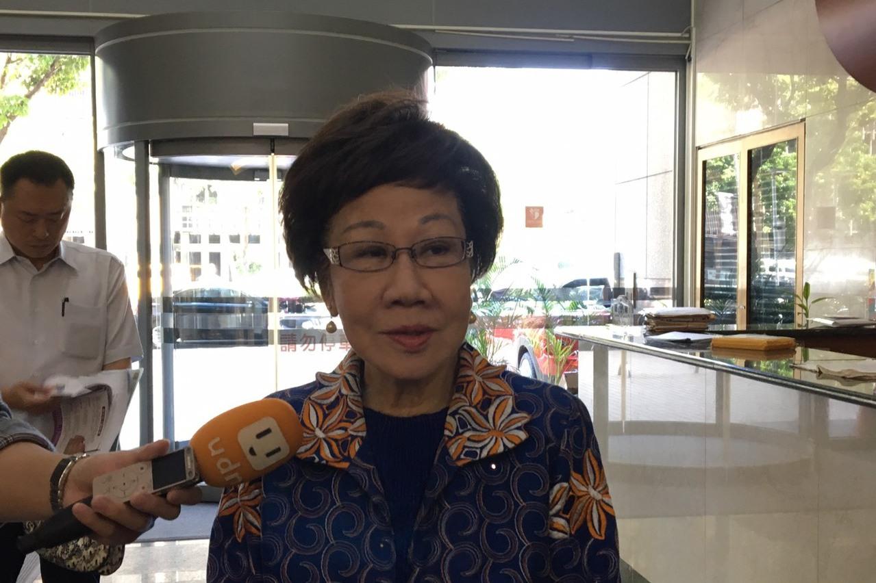 呂秀蓮:民進黨國民黨化 很多黨員跟我一樣心碎 | 聯合新聞網