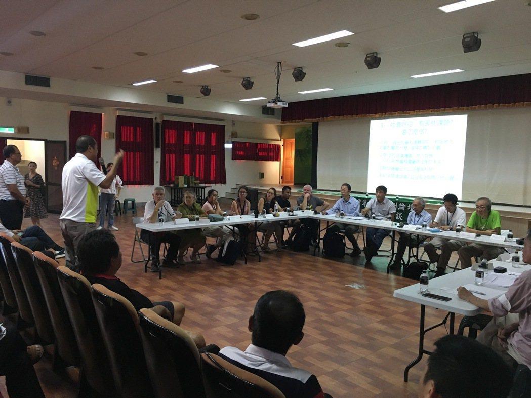 「非核亞洲論壇 」24、25日兩天在南下屏東進行「廢核.再生」的活動計畫,並與恆...