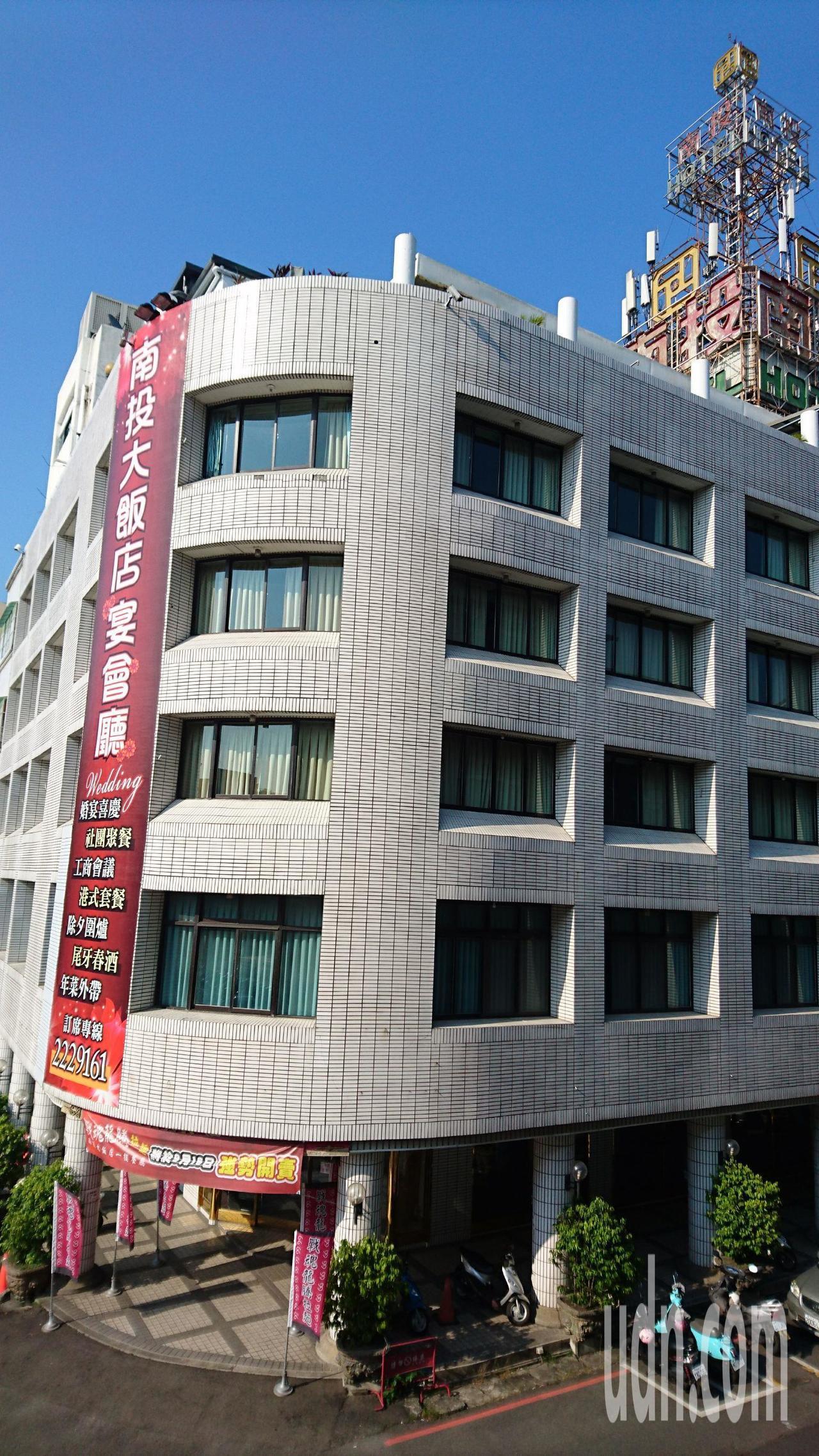 南投大飯店賣起拉麵求生 無奈面對偏低的住房率