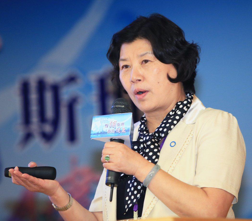 上海市糖尿病研究所所長賈偉平認為,未來一定得利用人工智能來管理糖尿病。攝影/...