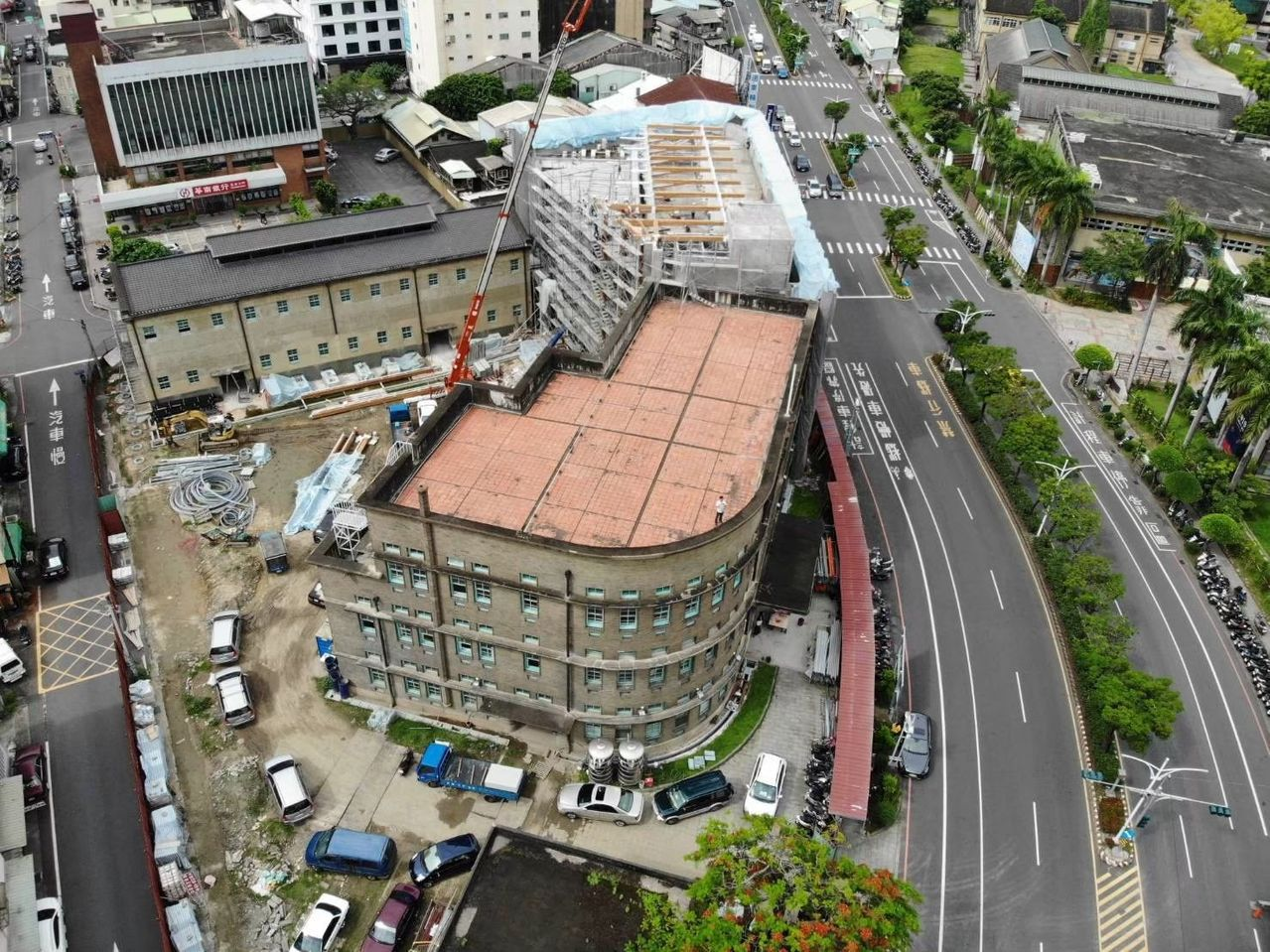 嘉義市立美術館變更設計 預計明年中開館