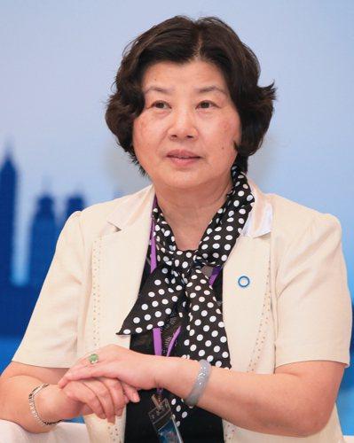 上海市糖尿病研究所所長賈偉平指出,她的養生之道是重視睡眠。 記者潘俊宏/攝影