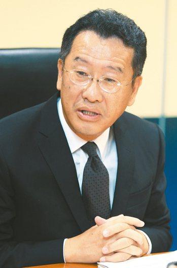 金管會主委顧立雄 (聯合報系資料庫)