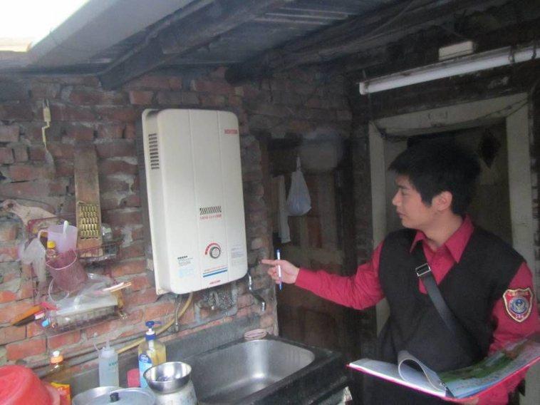 消防局提醒,若不確定家中熱水器是否有產生一氧化碳風險,可直接撥打119或洽當地消...