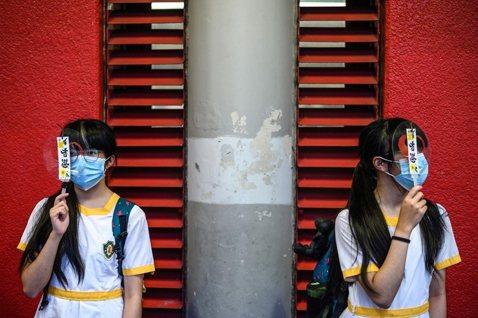 不能言語,惟笑而已——香港,從叛逆者到主人