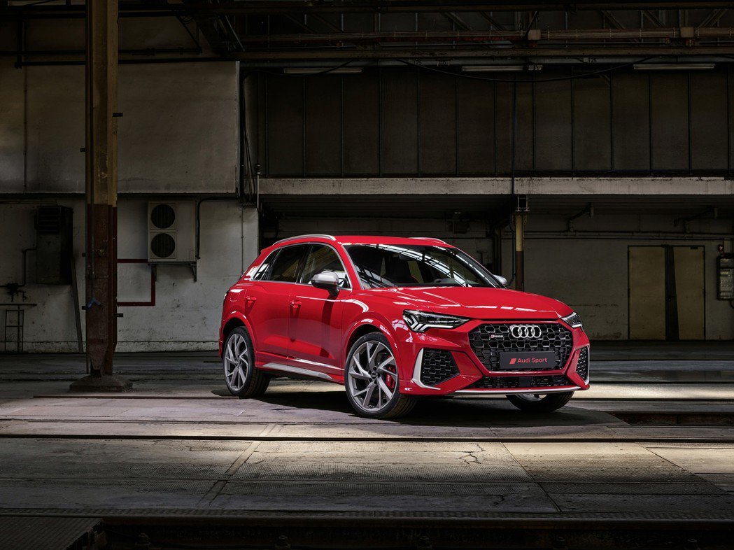 外觀更具侵略性的全新Audi RS Q3。 摘自Audi