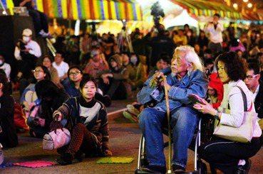 李中志/人道主義,是他革命的動力——悼史明