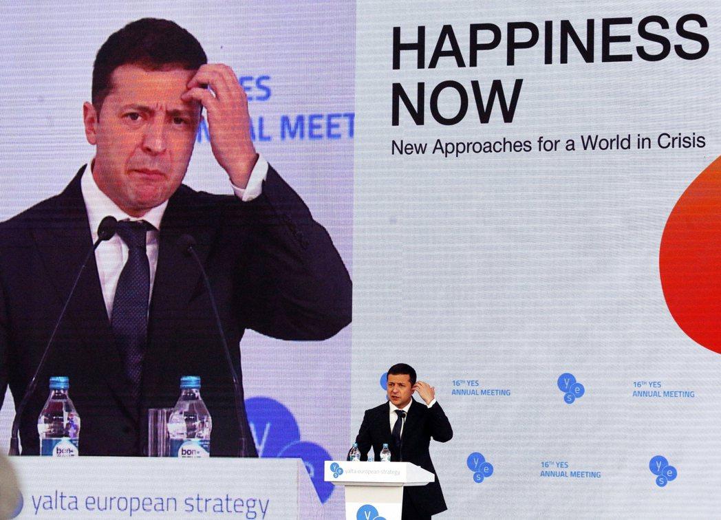 事實證明,「喜劇之王」澤倫斯基仍是過於樂觀。在烏克蘭門曝光後,烏國外交團隊遭遇了...
