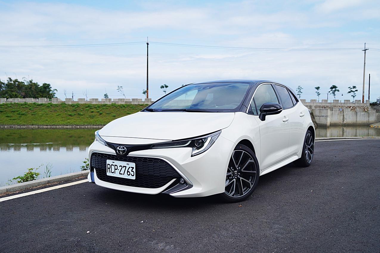 全速域ACC終於來了!Toyota Auris 新年式升級試駕