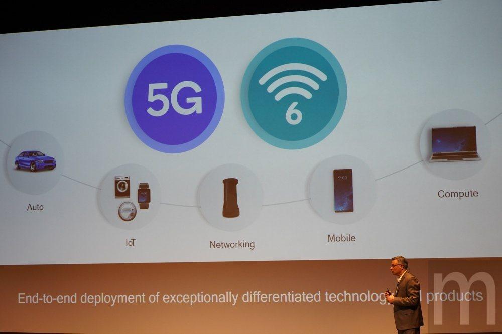 藉由5G網路資源,並且與全新Wi-Fi等連接技術整合,將能建構更完整的無線網路串...