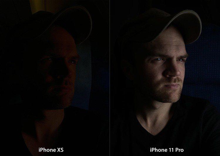 不只夜間模式,新一代智慧型HDR運用機器學習技術辨識畫面中的拍攝主體,使影像光影...