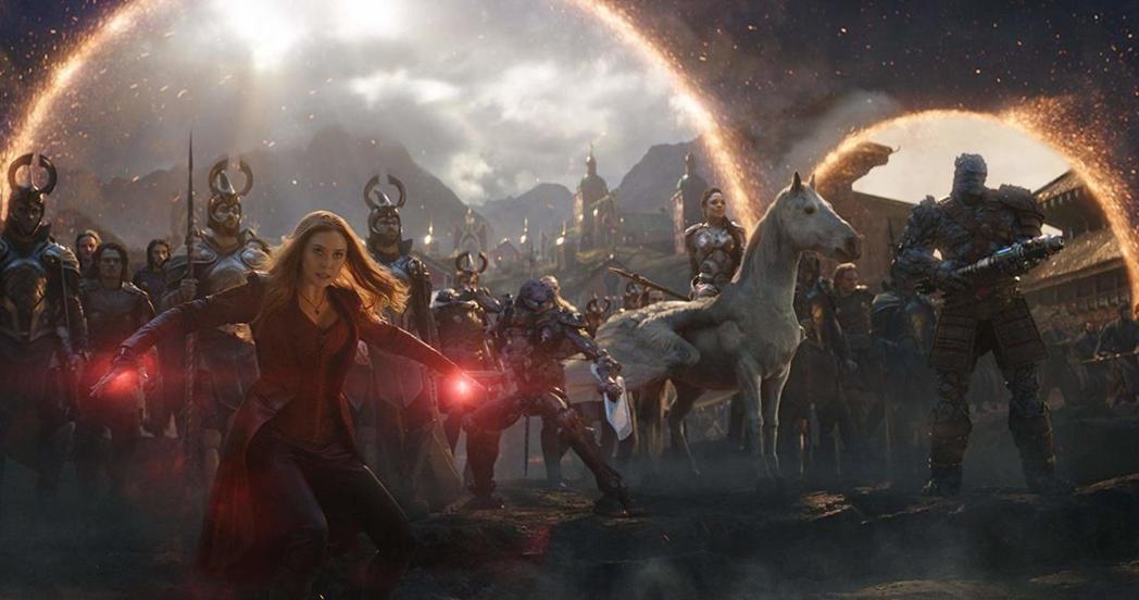 漫威英雄影片在全球各地都大受歡迎,票房屢創新高。圖/摘自imdb