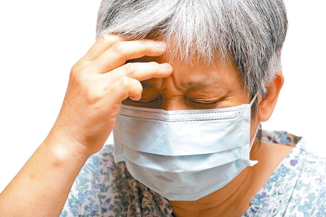 疱疹神經痛發作起來比生小孩還痛。 圖/123RF