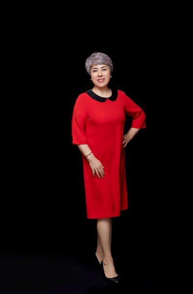 花腔女高音迪里拜爾將來台灣演唱。圖/聯合數位文創提供