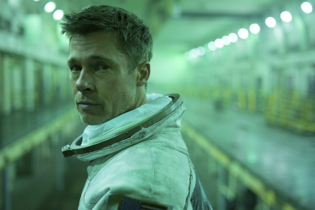 布萊德彼特「星際救援」。圖/摘自imdb