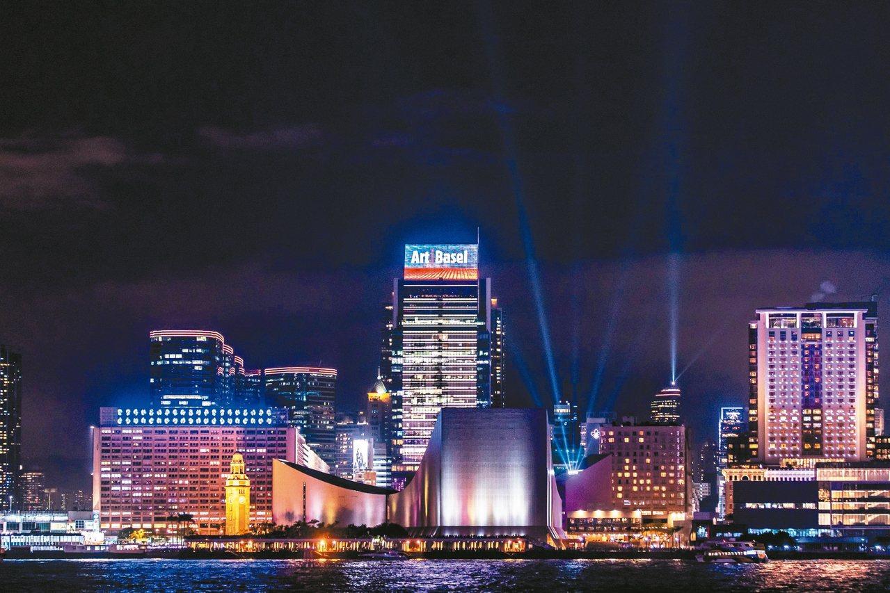 香港巴塞爾藝術展 ©Art Basel 圖/曾文泉