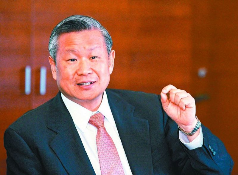 旺宏董事長吳敏求。圖/聯合報系資料照片